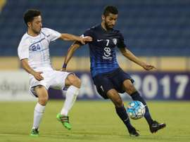 Politics spilled into an Asian Champions League game. AFP