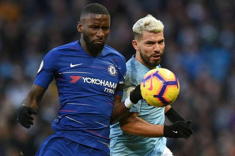 Rudiger edges closer to Chelsea comeback. AFP