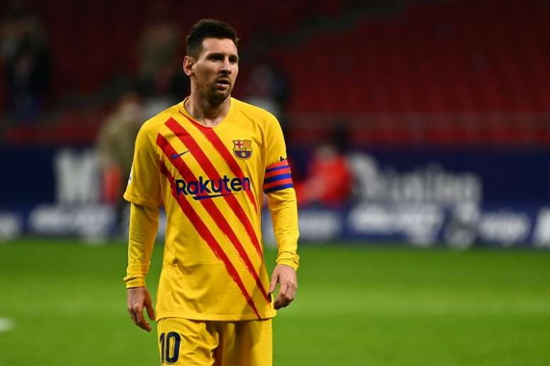 Barca drift, Messi disillusioned as Koeman renovation yet to convince. AFP