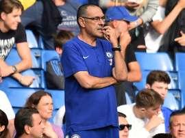 Chelsea veut transvaser sa bonne forme en Europa League. AFP
