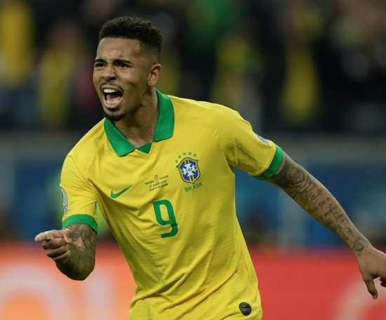 Brazil exorcize Paraguay penalty demons to reach Copa semis