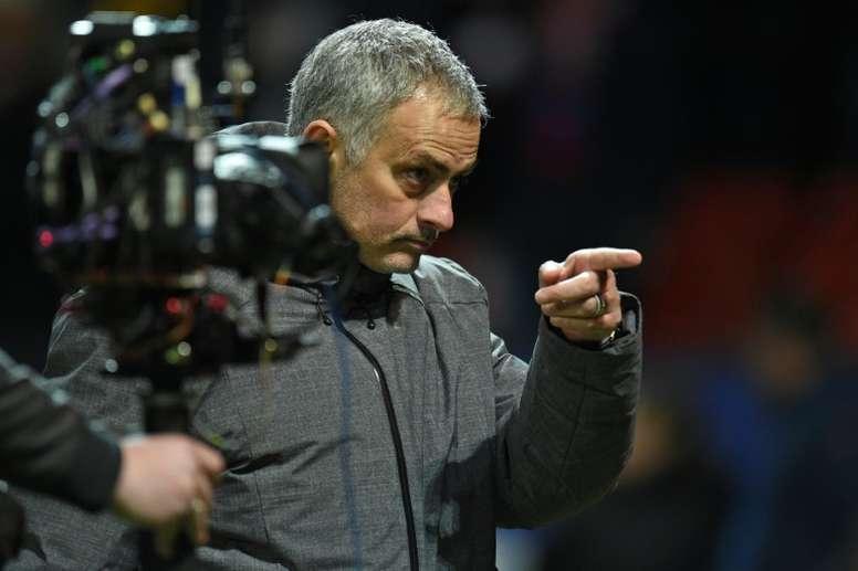 Mourinho plans to scupper Guardiola's Sanchez plans. AFP