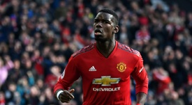 Pogba, criticado por el mítico Roy Keane. AFP
