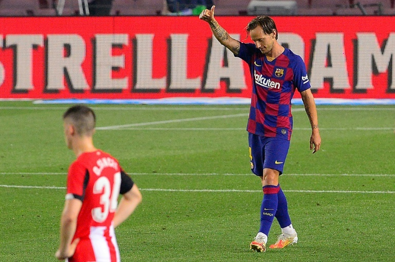 Barcelona grind out Bilbao win to put pressure back on Real Madrid ...