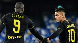 Conte counting on 'rough diamonds' Lukaku, Lautaro against free-scoring Atalanta