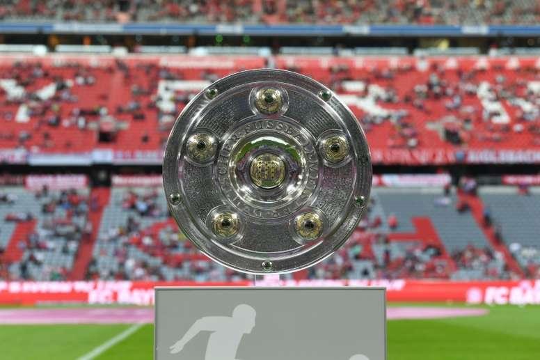 Bundesliga is closer to returning to action. AFP