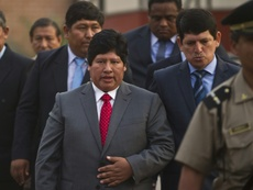 Peru chief has been sentenced as part of FIFA probe. AFP