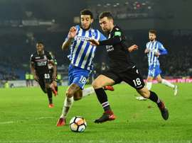 Brighton beat Crystal Palace on VAR debut