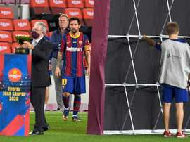 Koeman's revolution needs instant results as Barca start against Villarreal