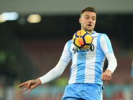 Milinkovic-Savic could be set for a big-money move. AFP