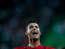Ronaldo netted in the win over Luxembourg and is now one away from 700. AFP
