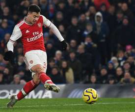 Arsenal drew 2-2. AFP