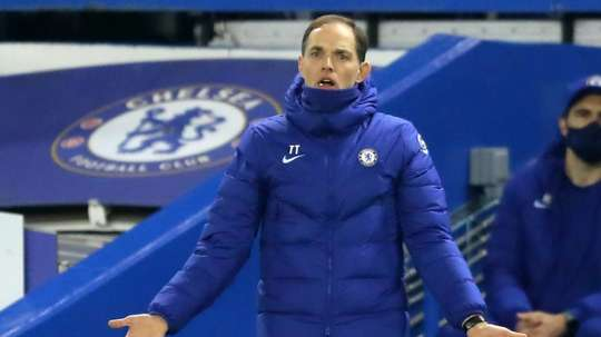 Chelsea manager Thomas Tuchel.AFP