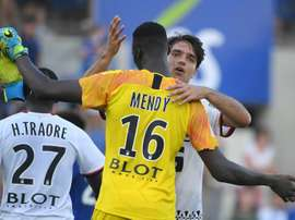 Julien Stéphan confirme le départ de Mendy vers Chelsea. afp
