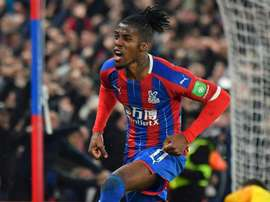 Newcastle prepare an offer for Zaha. AFP
