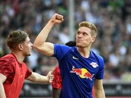 La meilleure défense d'Allemagne. AFP