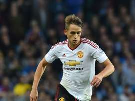 Belgian midfielder Adnan Januzaj might leave Manchester United. AFP