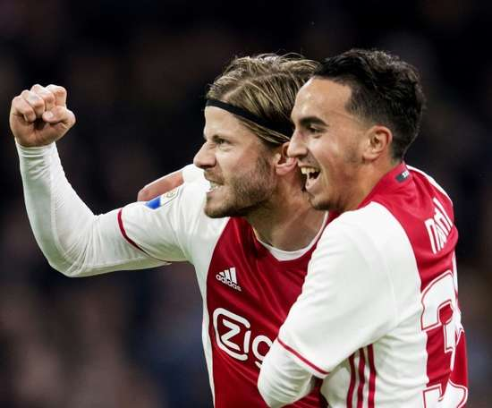Ajax end contract of brain-damaged former wonderkid Nouri. AFP