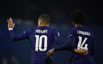 Le Real peut viser un duo Mbappé-Haaland, selon un dirigeant du Barça. afp
