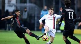 L'Inter est de nouveau intéressé par Barella. AFP