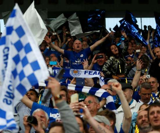 No shouting allowed for the Premier League's return. AFP