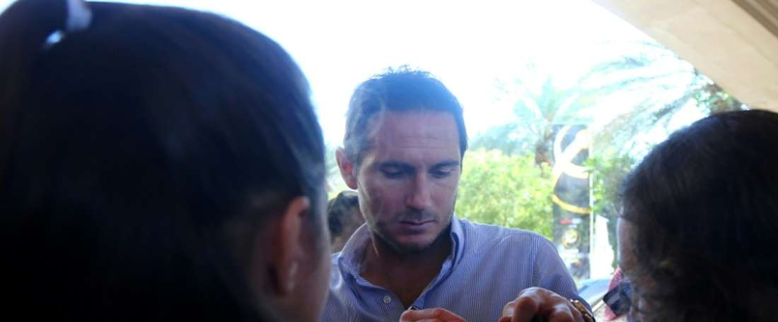 Frank Lampard limped out of New York City FCs 2-2 MLS draw with FC Dallas with an apparent left calf injury