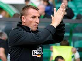 Los pupilos de Brendan Rodgers han goleado por 4-1 al Aberdeen. Archivo/EFE/EPA