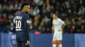 Neymar tourne le dos au PSG et refuse de prolonger. AFP