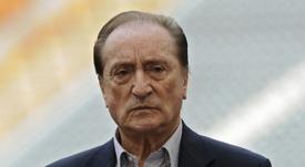 Castigo de la FIFA. AFP