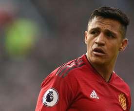 United veut se séparer d'Alexis. AFP
