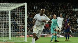 La Liga sospesa. AFP