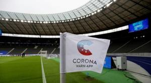 Stuttgart are asking for state help despite getting promoted to the Bundesliga. AFP