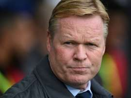 Forster says Koeman would be a fantastic choice as the next coach of Netherlands. AFP