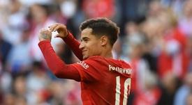 Assistência de Coutinho é eleita a mais bonita desta Bundesliga. AFP