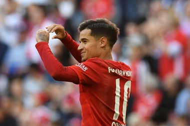 Bayern have not decided what to do with Coutinho at the end of the season. AFP
