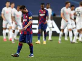 What next for Messi? AFP