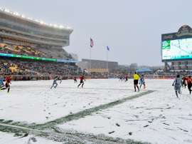 A general view of TCF Bank Stadium during the match between Minnesota and Atlanta