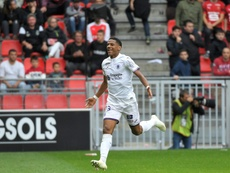 Todibo will join Barcelona sooner than previously planned. AFP