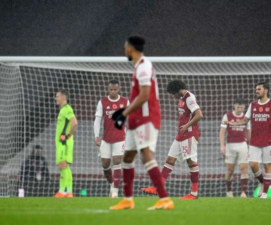 El Arsenal pasó de fase. AFP/Archivo