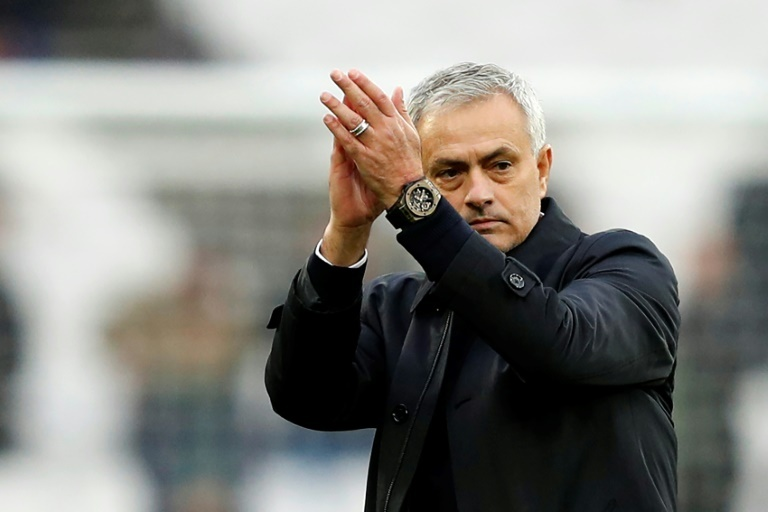 Mourinho apologises to Dier after Spurs' dramatic comeback win over Olympiakos