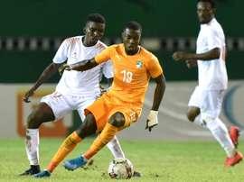Ivory Coast saw off Niger. AFP