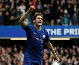 Yet another suitor for Marcos Alonso. AFP