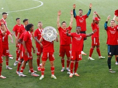 Treble-chasing Bayern eye Champions League glory. AFP
