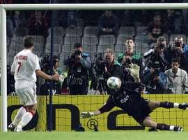 La recrue promise à Arsenal qui a donné une Ligue des Champions à Liverpool. AFP