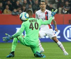Di Maria, Mbappe guide PSG past nine-man Nice. GOAL