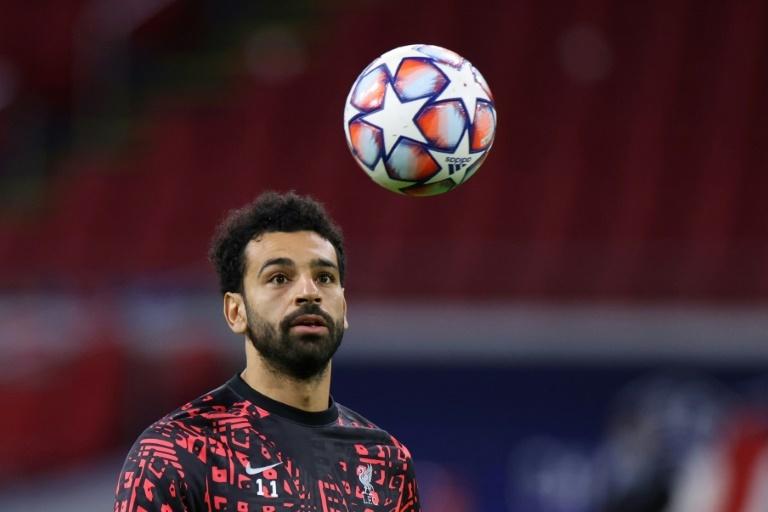 Liverpool's Salah tests positive for coronavirus, says Egyptian FA