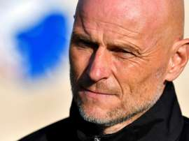 Solbakken replaces Lagerback as Norway coach. AFP