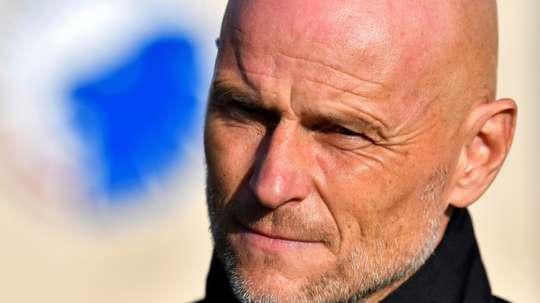 Solbakken replaces Lagerback as Norway coach. AFP