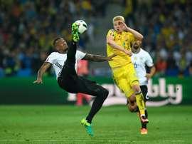 Kovalenko es uno de los jóvenes a seguir en la Europa League. AFP
