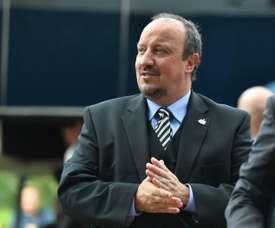 Benítez tiene un nuevo objetivo para la retaguardia del Newcastle. AFP